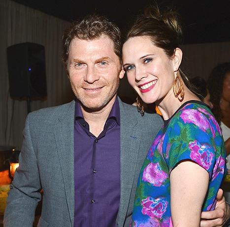 Bobby Flay Responds to Claims He Cheated on Wife Stephanie March: Details