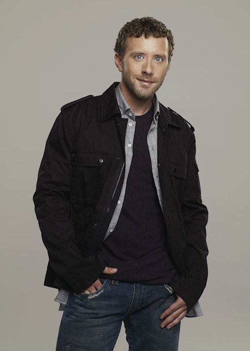 "TJ Thyne stars as Dr. Jack Hodgins in ""Bones."""