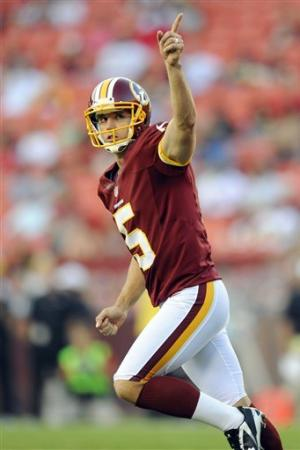 Battle of backups: Redskins top Buccaneers 30-3