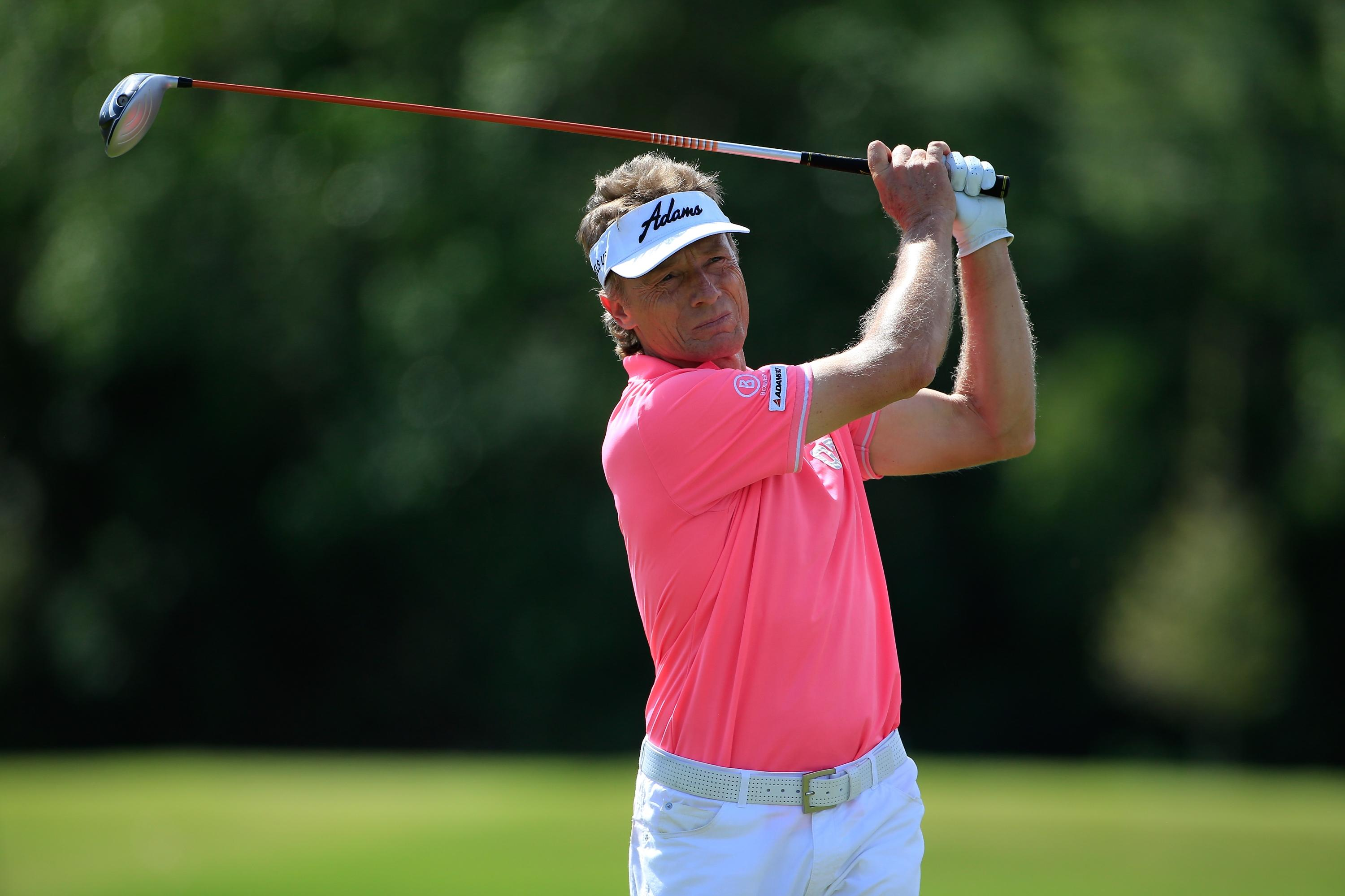 The 19th Hole Golf Show: A day with Bernhard Langer; when will Tiger play again?