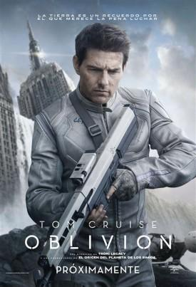 Tom Cruise SciFi 'Oblivion' Orbits Overseas