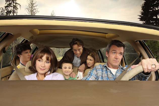 The cast of &quot;The Middle.&quot; 