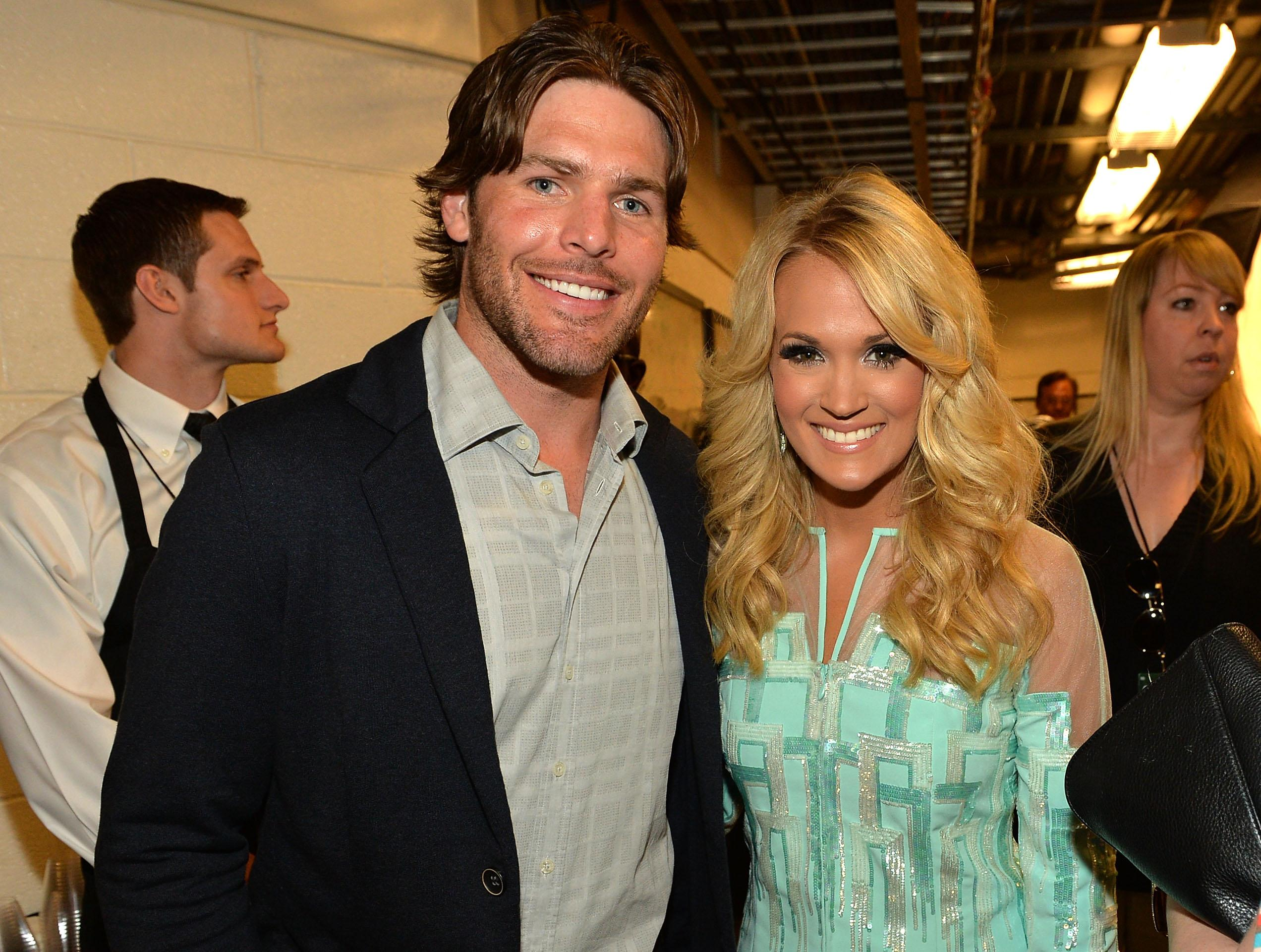 Carrie Underwood and Hubby, Mike Fisher, Welcome a Son