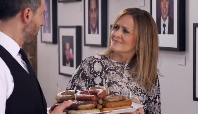 Samantha Bee's 'Full Frontal' With Turtle-Chomping Alligator Debuts On TBS – Review