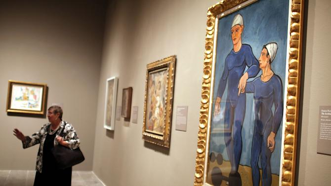 Metropolitan Museum Of Art Previews New Matisse, Picasso And Rembrandt, Degas Exhibits