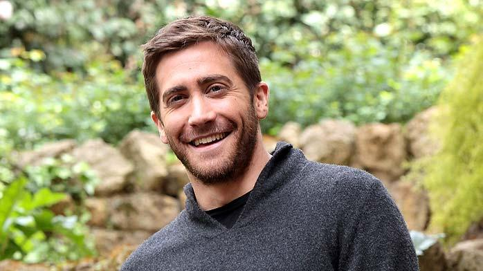 Jake Gyllenhaal Source Code Rome Photocall