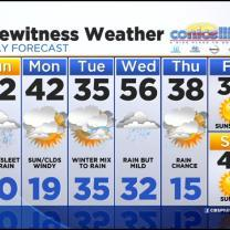 Carol's Sunday Forecast (March 1, 2015)