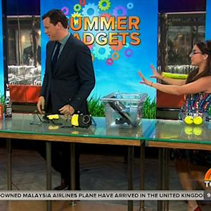 Today Show Segment Almost Collapses Under Innuendoes