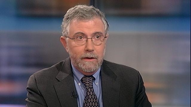 Paul Krugman: Paul Ryan 'Was Never a Man of Substance'