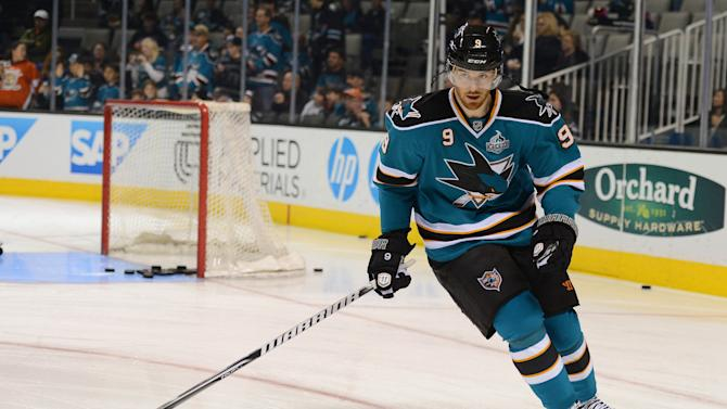 NHL: Nashville Predators at San Jose Sharks