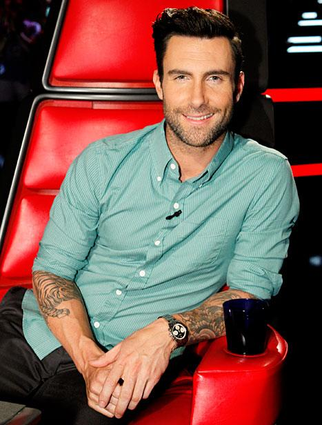 "Adam Levine Admits He's ""Impulsive"" With His Words Before Voice Scandal"