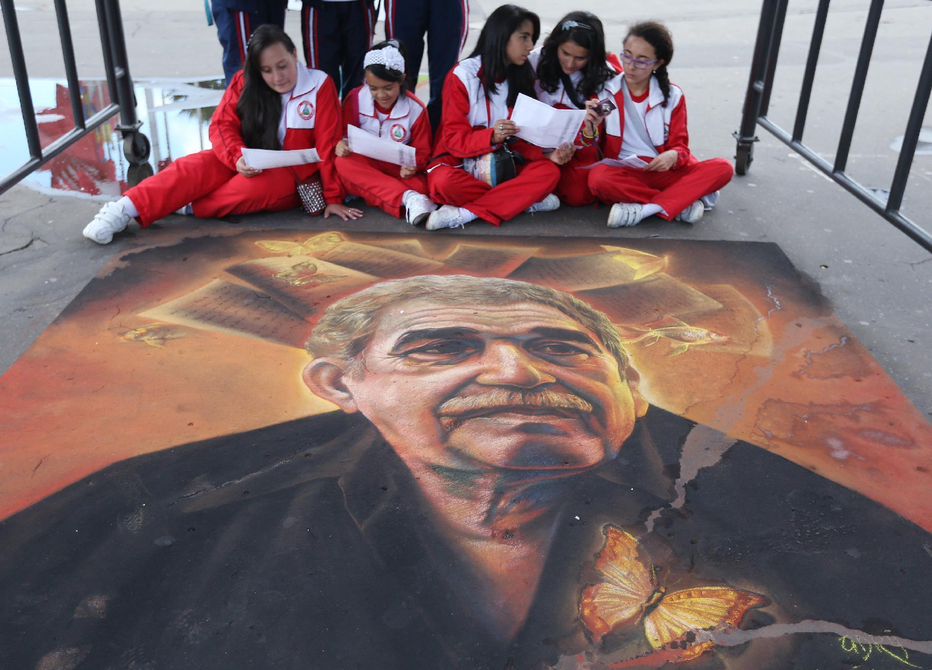 Colombia stunned by theft of Garcia Marquez's first edition