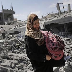 Humanitarian Ceasefire Begins in Israel and Gaza
