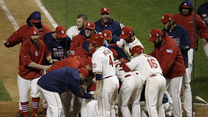 World Series ratings for Game 3 up 21 percent
