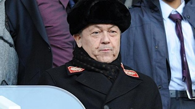 2010-11 Premier League West Ham co-owner David Sullivan