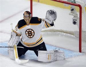 Seguin and Krejci score, lift Bruins to win