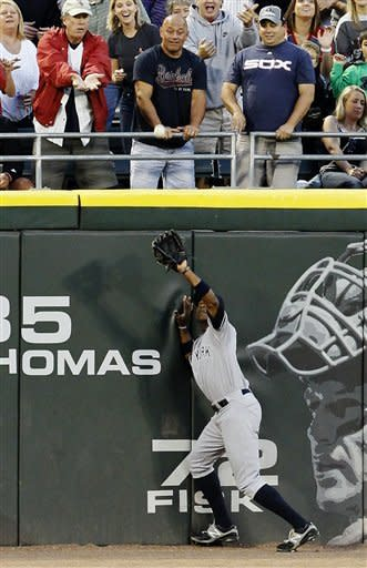 Ramirez 2-run HR keys Chisox win over Yankees