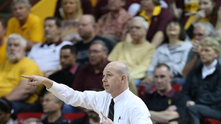 NCAA Basketball: California at Arizona State