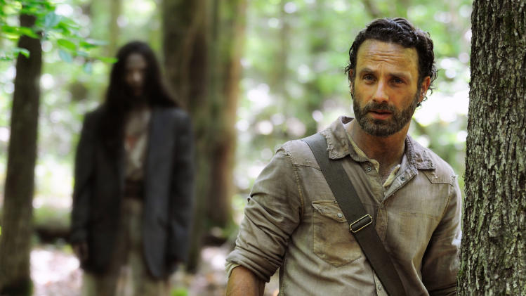 'Walking Dead' inspires new convention in Atlanta