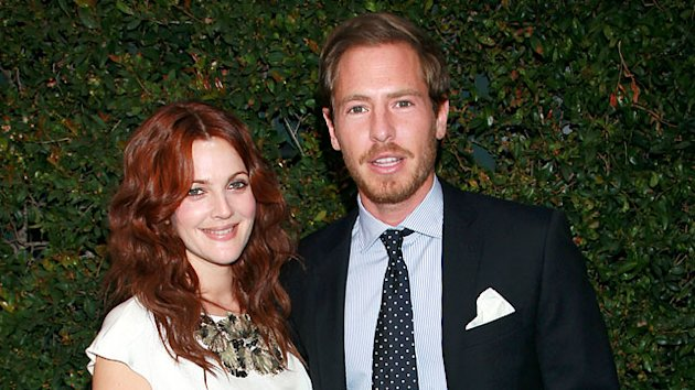 Drew Barrymore Ties the Knot