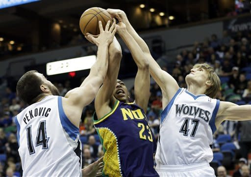 Cunningham scores 18 as Timberwolves beat Hornets