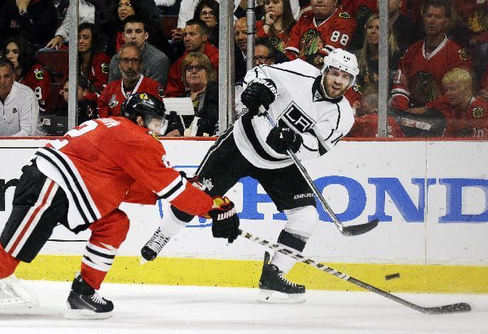 Mike Richards becomes unrestricted free agent after settling terminated contract with Kings