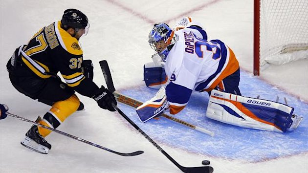 Boston Bruins v New York Islanders (Reuters)