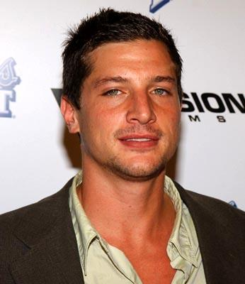 Simon Rex at the LA premiere of Dimension's Scary Movie 3