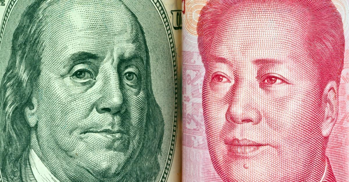 CIA Economist Reveals China's Next Currency Move
