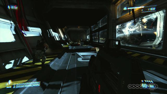 Abandon Ship - Aliens: Colonial Marines (PC) Gameplay