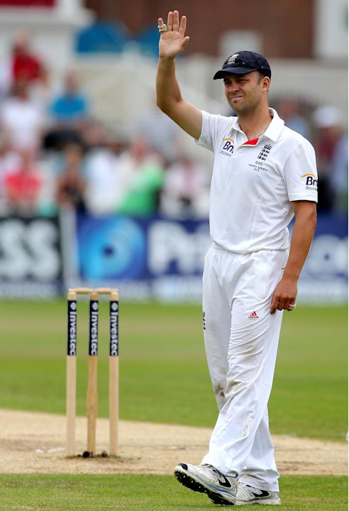 Cricket - Jonathan Trott File Photo