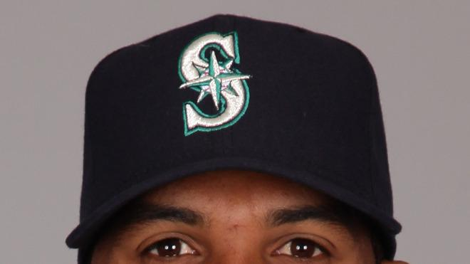 Carlos Peguero Baseball Headshot Photo