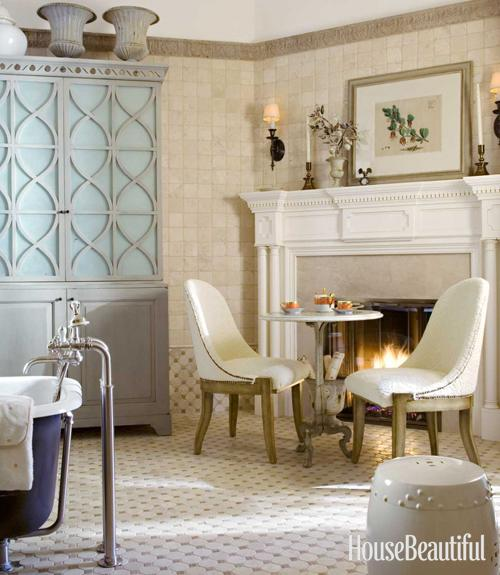 Bathroom Seating