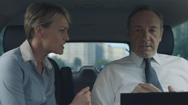 House of Cards Lift the Veil Trailer