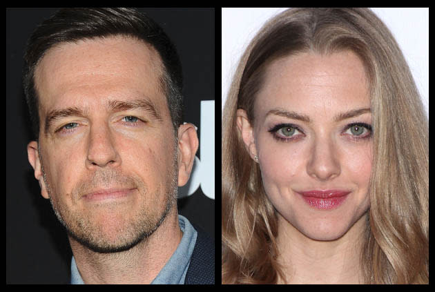 Ed Helms, Amanda Seyfried Lead Cast Of Comedy 'The Clapper'