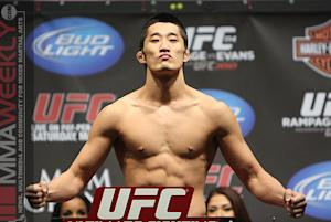 John Hathaway vs. Dong Hyun Kim Headlines TUF China Finale on March 1