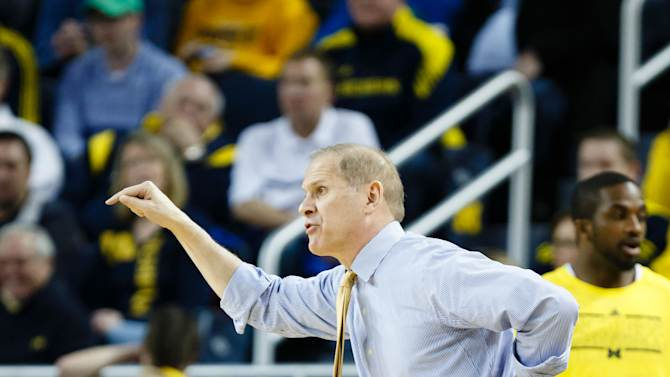NCAA Basketball: Illinois at Michigan