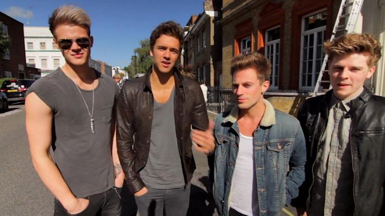 Lawson Meet OneRepublic's Ryan Tedder (VEVO LIFT UK)