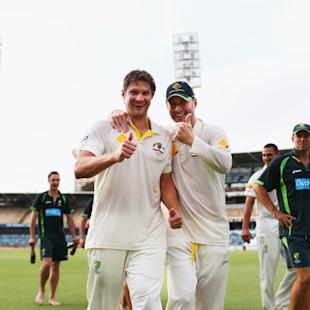 Clarke backs Watson as team man