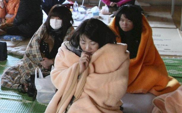 Tsunami and Suicides Wrecked Japanese Women's Record of Longevity