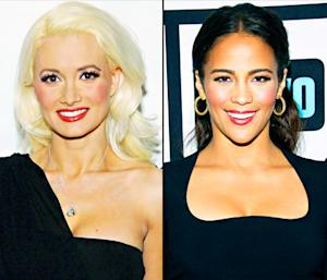 Holly Madison's Wedding Dress; Paula Patton on Miley Cyrus' Twerking: Today's Top Stories