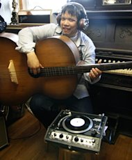 '3 Bit Blues' by Kid Koala - Free MP3