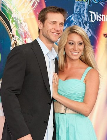 "Jake Pavelka and Vienna Girardi are one ""Bachelor"" couple who didn't make it very far!"