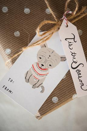 Gift Tags by Kelly Murray