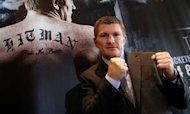 Boxer Ricky Hatton 'Attacked' By His Father