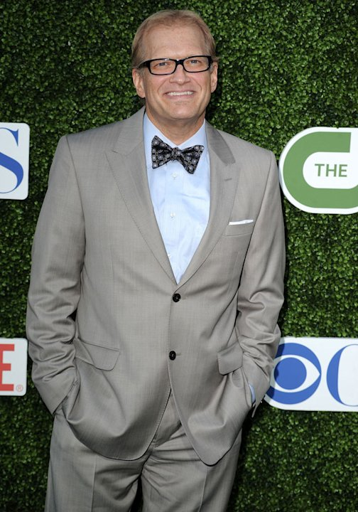 """The Price Is Right's"" Drew Carey arrives at the TCA Summer 2010 CBS/The CW/Showtime ""Star Party in the Tent"" on July 28, 2010 in Beverly Hills, California."