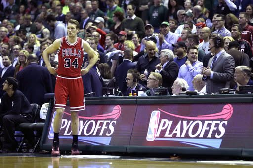 For Bulls, question remains which team will show up