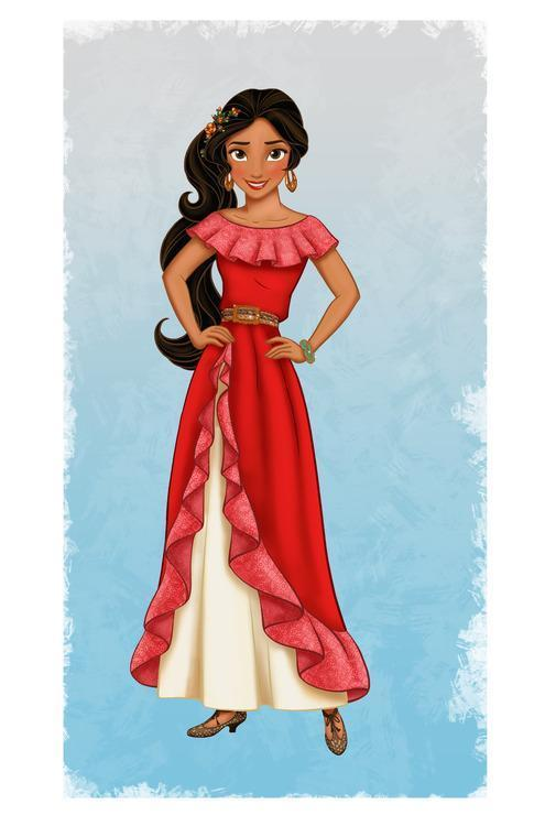 What the First Latina Disney Princess Means for Young Girls
