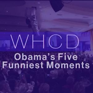 Comedian-In-Chief: Obama's Five Funniest Jokes From WHCD