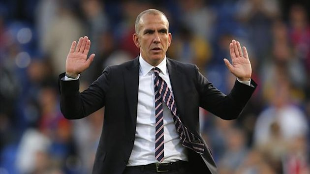Paolo Di Canio apologises to Sunderland's travelling fans at Crystal Palace (Reuters)